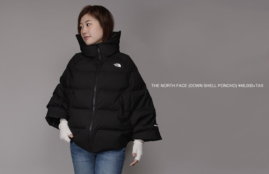 THE NORTH FACE-DAWN SHELL PONCHO