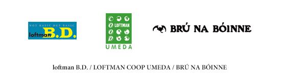 loftman B.D./LOFTMAN COOP UMEDA/BRU NA BOINNE