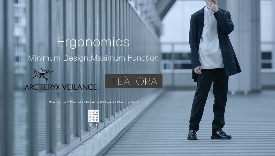 Ergonomics -Minimum Design,Maximum Function-