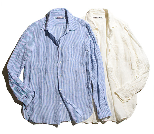 REGULAR COLLAR SHIRTS