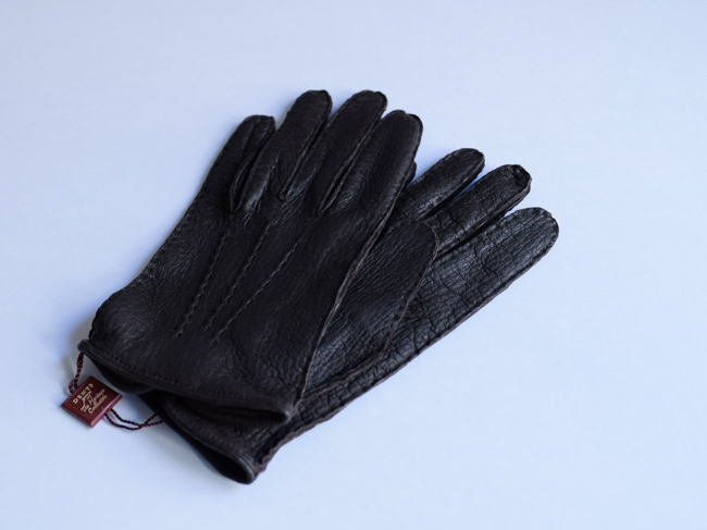 CENTURY TRAD no.1 「DENTS UNLINED GLOVE PECCARY」  722a23769ace